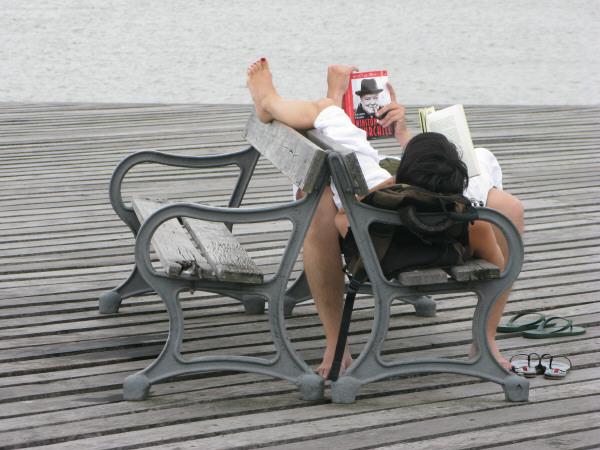Mis recomendaciones literarias para las vacaciones en Santa Pola