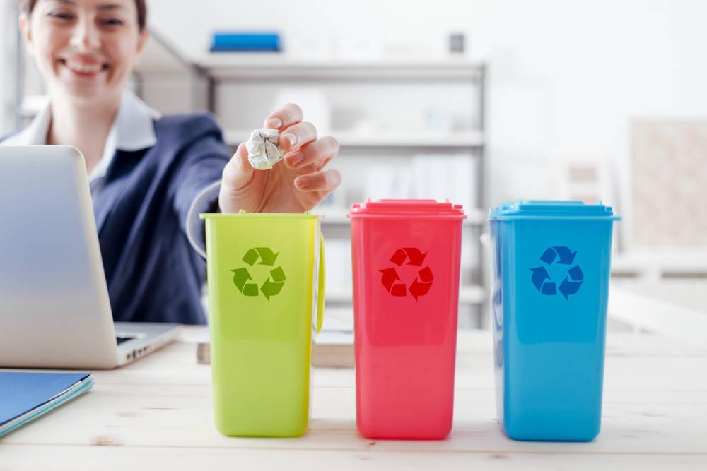 Concienciación con el reciclaje en Santa Pola