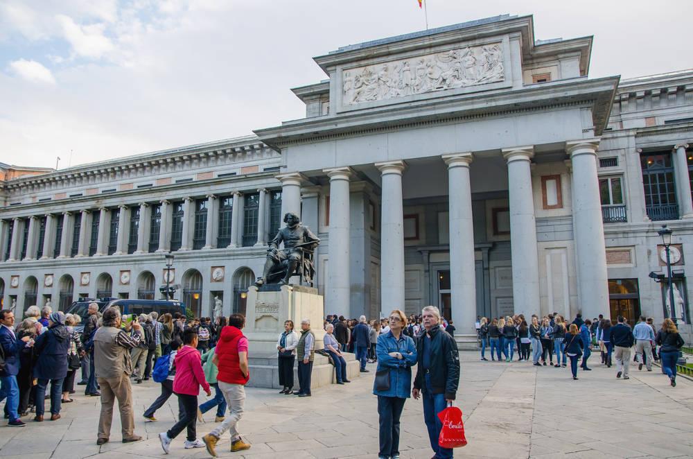 Ya no hace falta ir a Madrid para visitar las obras de El Bosco