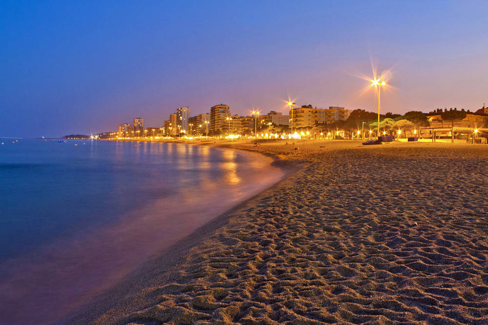 La costa del Mediterráneo cómo principal zona turística