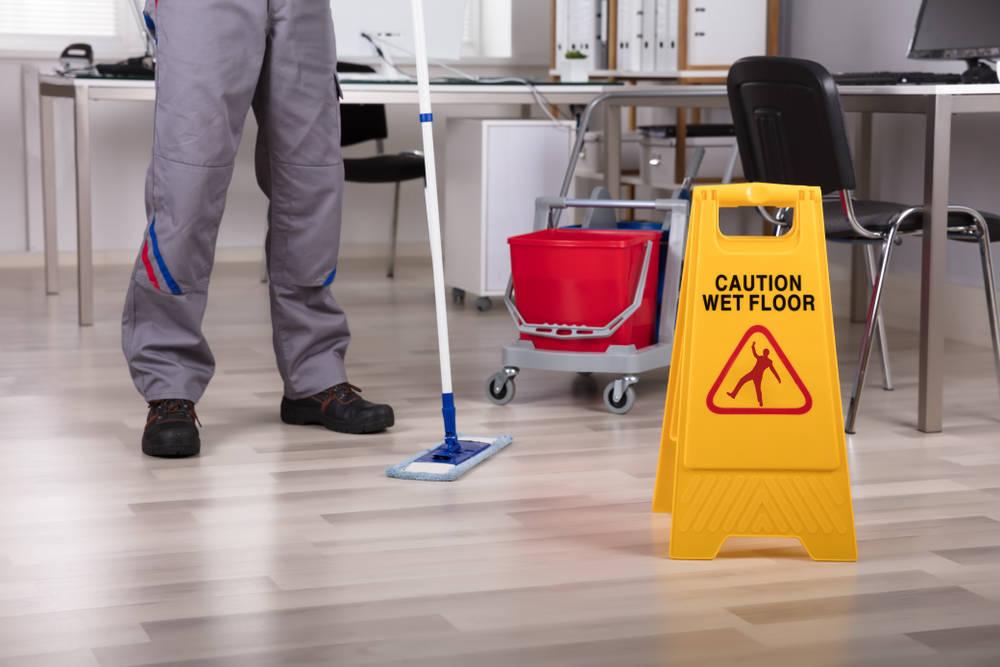 Los beneficios de mostrar unas oficinas limpias a los clientes