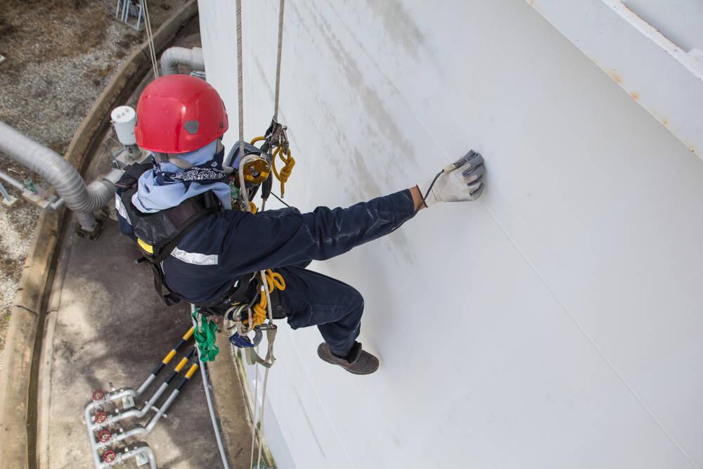 Medidas de seguridad en los trabajos de altura