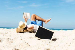 Libros para leer a la orilla del mar